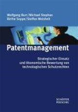 Patentmanagement | Wolfgang Burr |