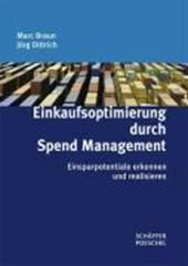 Einkaufsoptimierung durch Spend Management
