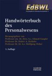 Handwörterbuch des Personalwesens