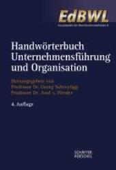 Handwörterbuch der Organisation