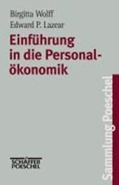 Einführung in die Personalökonomik