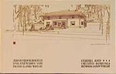 Ausgeführte Bauten und Entwürfe von Frank Lloyd Wright