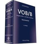 VOB/B Kommentar - Schmuckausgabe mit Ledereinband