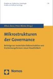 Mikrostrukturen der Governance