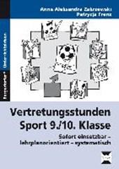 Vertretungsstunden Sport 9./10. Klasse