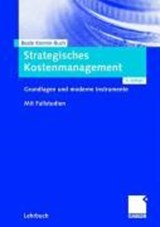 Strategisches Kostenmanagement | Beate Kremin-Buch |