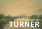 Kunstpostkartenbuch William Turner | auteur onbekend |