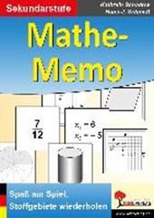 Mathe-Memo