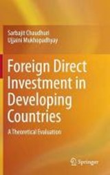 Foreign Direct Investment in Developing Countries | Sarbajit Chaudhuri |