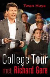 College tour met Richard Gere | Twan Huys |