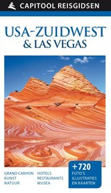 USA Zuid-West & Las Vegas | Donna Dailey ; Randa Bishop ; Paul Franklin ; Michelle de Larrabeiti | 9789000342303