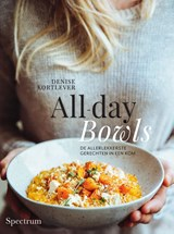 All-day bowls | Denise Kortlever | 9789000352425