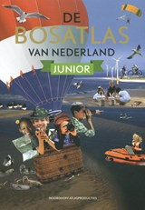 De Bosatlas van Nederland junior | Noordhoff Atlasproducties | 9789001120139