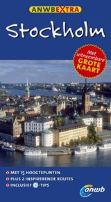 ANWB extra : Stockholm | Petra Juling | 9789018031596