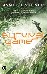 Survivalgame | James Dashner | 9789021400112