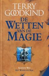 De Wetten van de Magie 8 - Het Weerloze Rijk