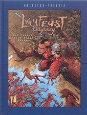 Lanfeust Odyssey 2 Het raadsel Goud-Azuur