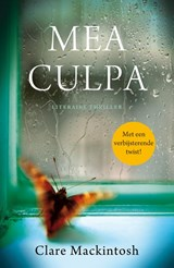 Mea culpa | Clare Mackintosh | 9789026137730