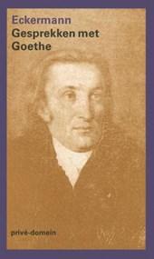 Gesprekken met Goethe (POD)