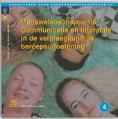 Bouwstenen gezondheidszorgonderwijs Menswetenschappen & communicatie en interactie in de verpleegkundige beroepsuitoefening