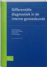Differentiele diagnostiek in de interne geneeskunde | W.D. Reitsma ; J.W.F. Elte ; D. Overbosch |