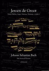 Solo sonates en partita's van J.S. Bach