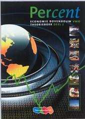 Percent Economie  Bovenbouw vwo Theorieboek