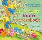 Het vrolijke lentevoorleesboek