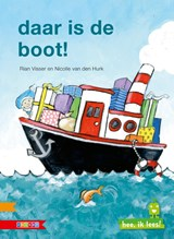 Daar is de boot! | Rian Visser | 9789048728534