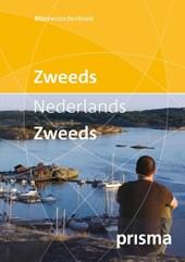Prisma miniwoordenboek Zweeds-Nederlands Nederlands-Zweeds