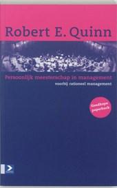 Persoonlijk meesterschap in management