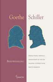 Goethe - Schiller, briefwisseling