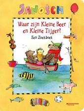 Waar zijn kleine beer en kleine tijger?
