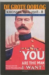 De Grote Oorlog, kroniek 1914-1918 8