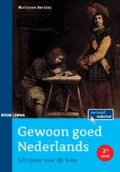 Gewoon goed Nederlands