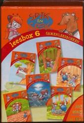 Spik en Spek Leesbox 6: Samenleesboeken AVI start avi M5