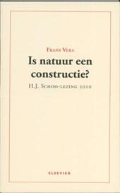 Is natuur een constructie?