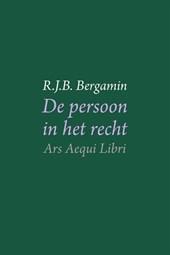 Ars Aequi libri De persoon in het recht