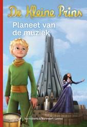 De kleine prins Planeet van de muziek