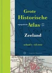 Grote Historische Topografische Atlas Zeeland