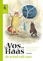 Ik leer lezen met Vos en Haas - Ik lees als Uil - De wind valt aan