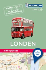 Michelin in the pocket - Londen |  | 9789401439817