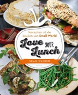 Love your lunch | Sean Wainer & Barbara Luijken ; Marijke Overpelt | 9789462500860
