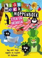 Kidsweek Moppenboek deel 8 - eten en drinken