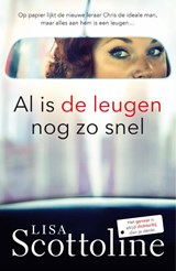 Al is de leugen nog zo snel | Lisa Scottoline | 9789024580149