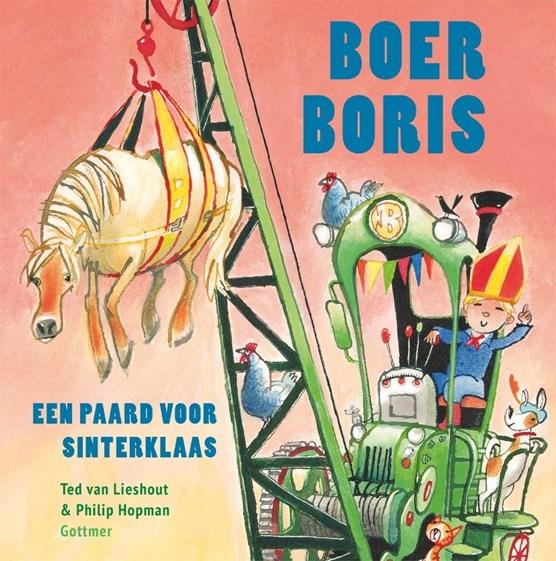Boer Boris, een paard voor Sinterklaas