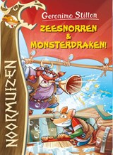 Zeesnorren en monsterdraken | Geronimo Stilton | 9789085923626
