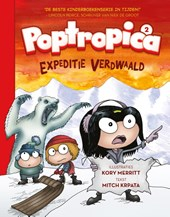 Poptropica 2 - Expeditie verdwaald | Mitch Krpata |