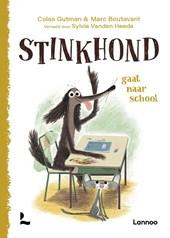 Stinkhond gaat naar school