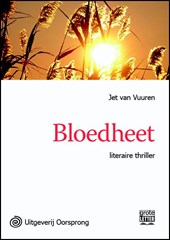 Bloedheet - grote letter uitgave